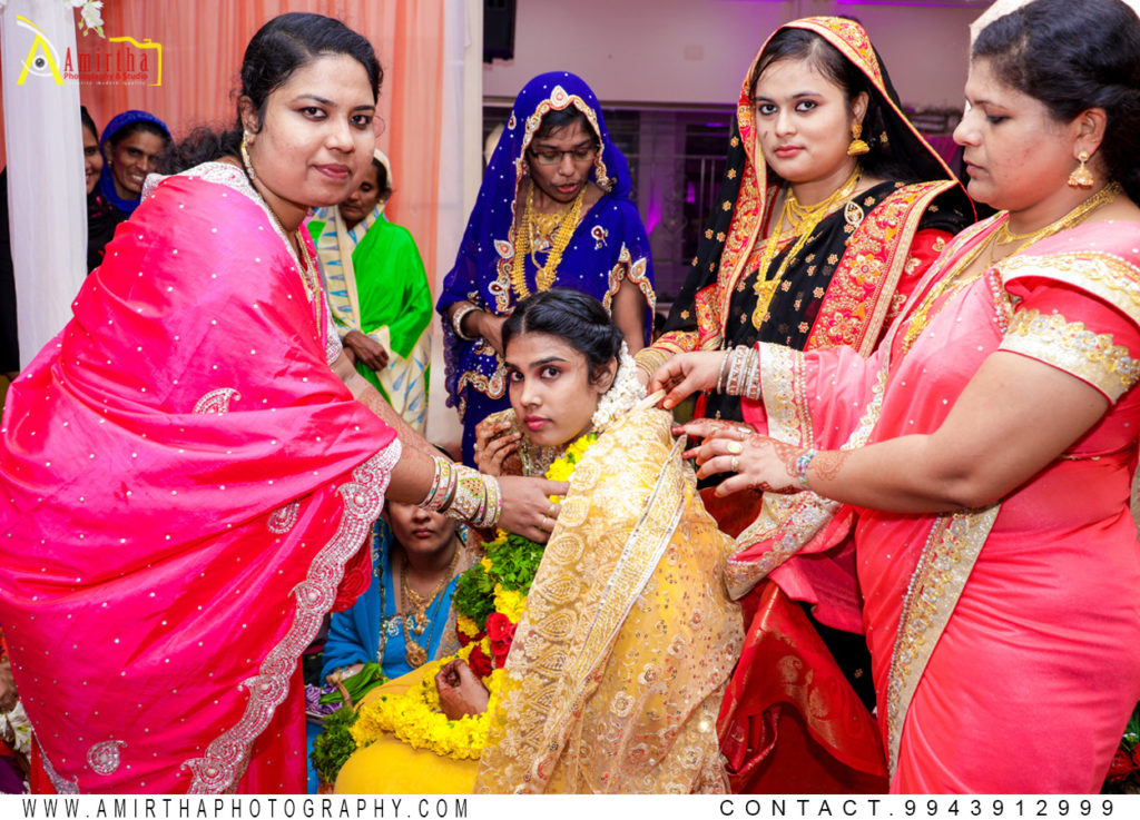 Best Muslim Wedding Photography in Madurai