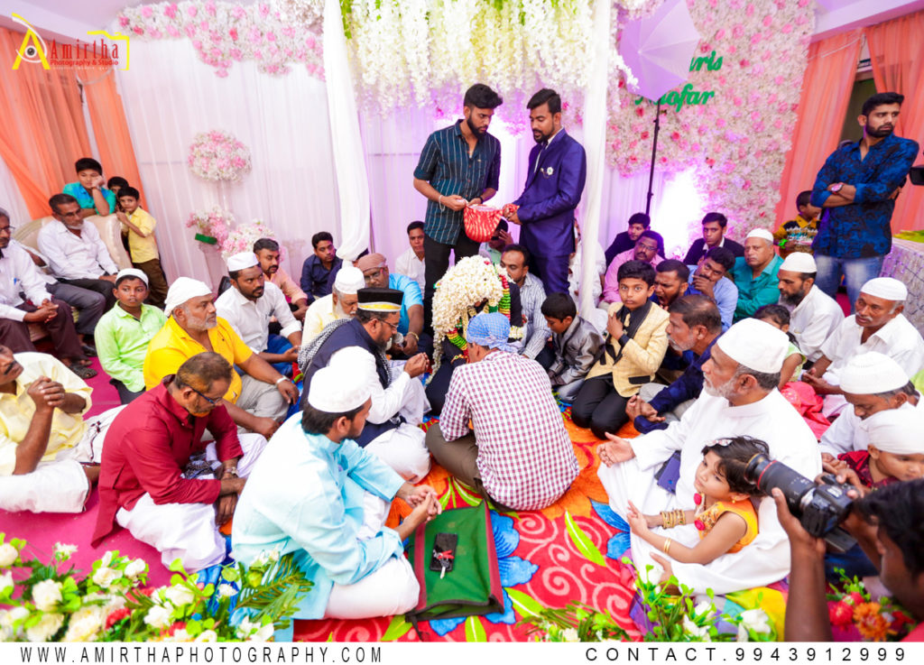 Best Muslim Wedding Photographers in Dindigul